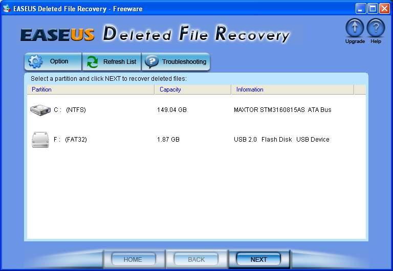Borbhal blog archive comment r cup rer un fichier effac par erreur - Comment recuperer ma caution ...